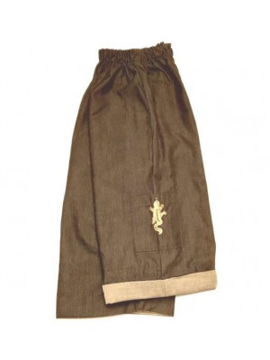 Gecko Cropped Trousers (avail. 4-6yrs only) Sale