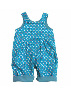 Blue Duck Reversible Dungarees (avail. 3-6m and 6-12m only) sale