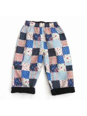 A pair of Lara Reversible Trousers (avail. 6m - 4yrs) sale