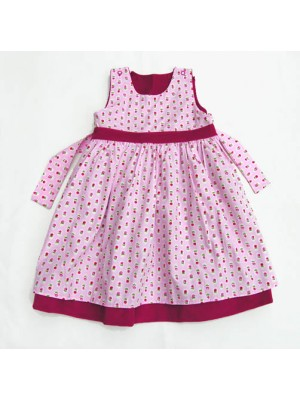 A Milly Pinafore (avail. 3-6m, 6-12m & 2-3yrs only) Sale