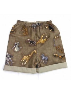 Safari Reversible Shorts (avail. 1yr - 6yrs) sale