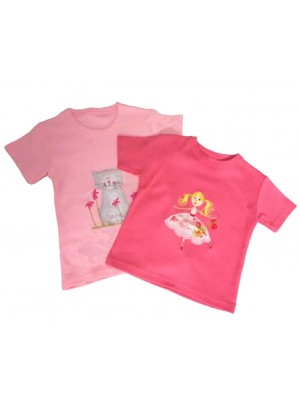 2 Cotton T-Shirts (avail. 3m - 1yr only) Sale