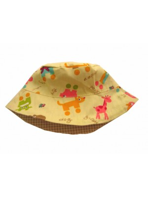 Penguin Reversible Sun Hat (avail. 0 - 2yrs) sale