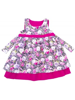 A Peony Reversible Dress (avail. 3m - 3yrs) sale