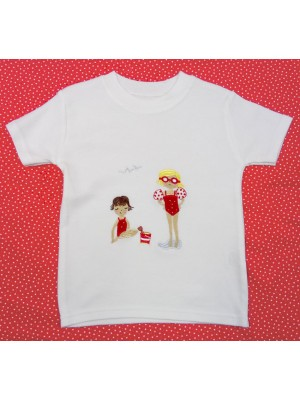 Beach Belle T-Shirt (avail. 6m - 6yrs only) Sale