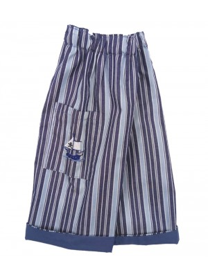 A Pair of Mariner Cropped Trousers (avail. 3m - 6 yrs only) Sale - Limited stock in some sizes