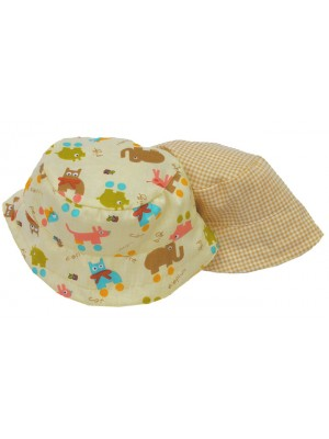 Penguin Reversible Sun Hat (avail. Small only) sale