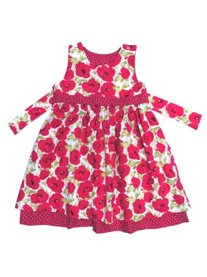 Alice Reversible Dress (avail. 3-6m only) Sale