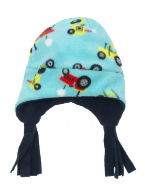 Aqua Tractor Nordic Hat (avail. 0 - 10yrs) sale