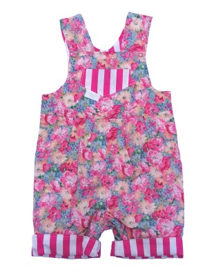 Candy short legged dungarees(avail 6mths - 2yrs) sale