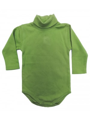 Apple green polo top ( avail.6-12m 12-18m and 8 yr only) Sale
