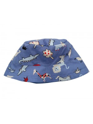 Jungle Reversible Sun Hat (avail 2-4yrs only) Sale Limited Stock
