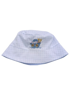 Noah's Ark Sun Hat (6m - 2yrs only) Sale