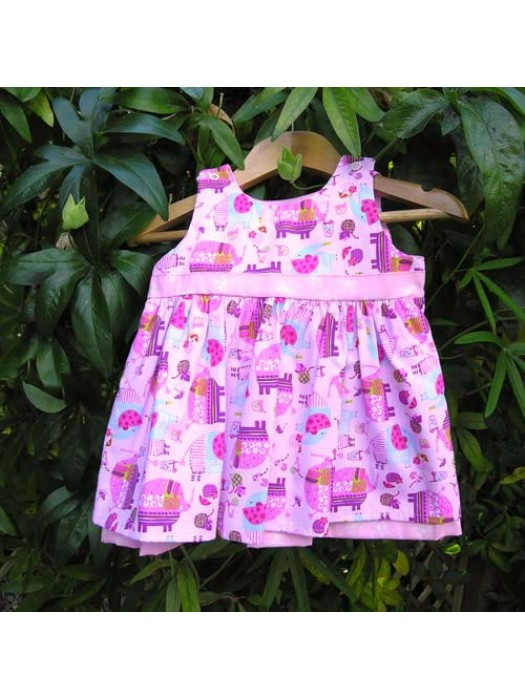 Eva Reversible Dress (avail. 3m - 6yrs)