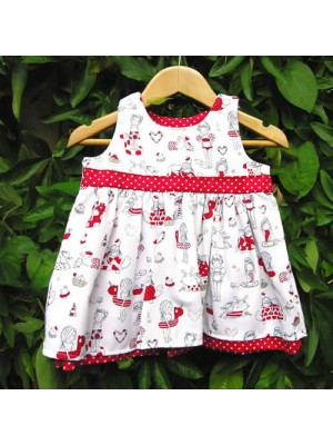 Belle Reversible Dress (avail. 3m - 5yrs)