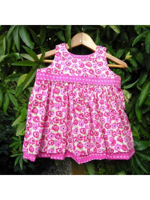 Poppet Reversible Dress (avail. 3m - 8yrs)