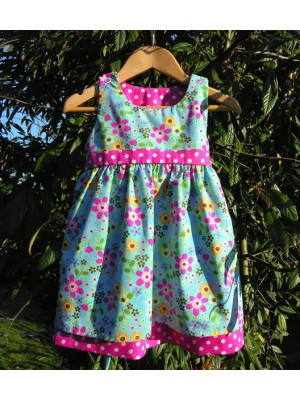 Faith Reversible Dress (avail. 3m - 8yrs)