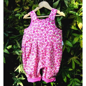 Poppet Reversible Dungaree (avail. 0 - 3yrs)