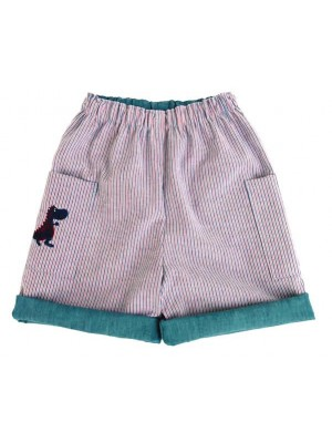 Quay Reversible Shorts (avail. 1 - 6yrs)