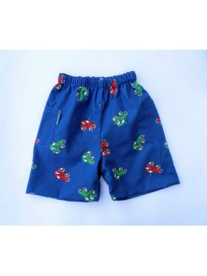 Tractor Reversible Shorts (avail. 3m - 6yrs)
