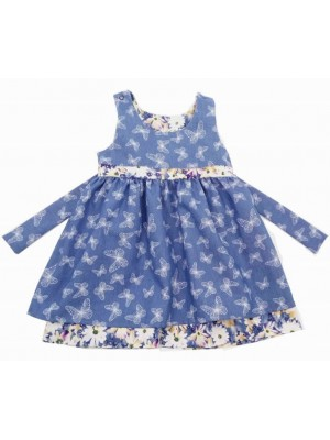 Sophia Reversible Dress (avail. 3m - 8yrs)