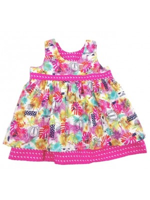 Hawaii Reversible Dress (avail. 3m - 8yrs)