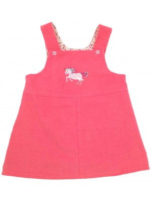 Apricot Unicorn Reversible Dress (avail. 6m - 6yrs)