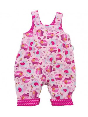 Eva Reversible Dungarees (avail. 0 - 4yrs)