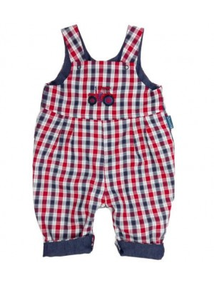 Sam Reversible Dungarees (avail. 0 - 3yrs)
