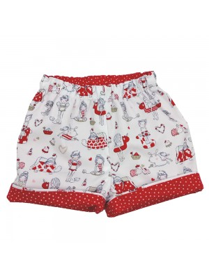 Belle Reversible Shorts (avail. 6m - 6yrs)