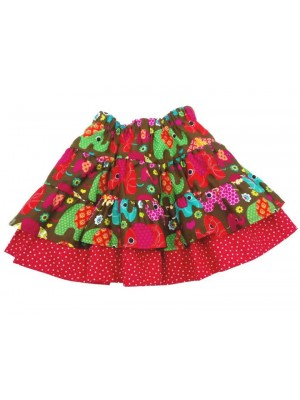 Nelly Reversible Skirt (avail. 1yr - 10yrs)