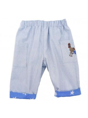 Sky Reversible Trousers (avail. 3m - 1yr)