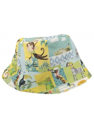 Jolly Jungle Sun Hat