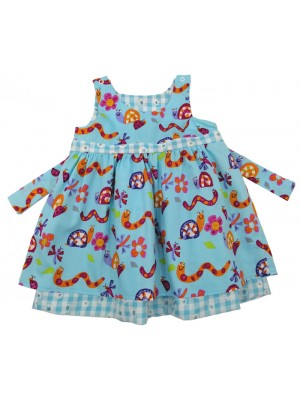 Sammy Reversible Dress (avail. 3m - 6yrs)