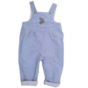 Matey Reversible Dungarees (avail. 6-12m and 1-2yrs)