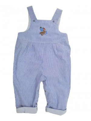 Matey Reversible Dungarees (avail. 0 - 4yrs)
