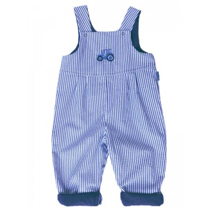 River Reversible Dungarees (avail. 3m -2yrs)
