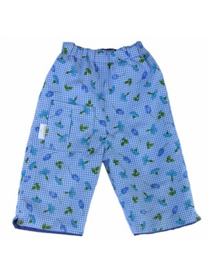 Blue Mountain Girl Cropped Trousers (avail. 1-2yr and 4-6yrs only) Sale