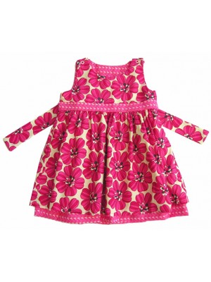 Jessica Reversible Dress (avail. 3m - 7yrs)