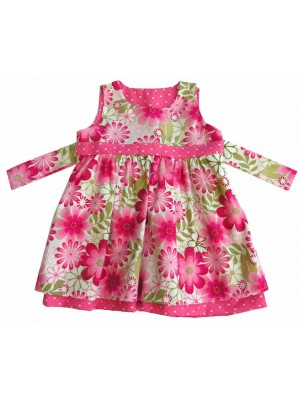 Lulu Reversible Dress (avail. 3m - 8yrs)