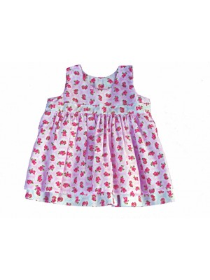 Cream Dolly Mixture Reversible Dress (avail. 3-6m only) Sale