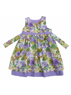 Mia Reversible Dress (avail. 6m - 8yrs)