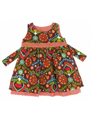 Amelia Reversible Dress (avail. 2yr- 4yrs) sale