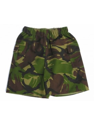 Reversible Camouflage Shorts (avail. 1-2yrs only) Sale