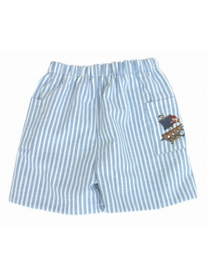 Blue Bay Reversible Shorts (avail. 3m - 6yrs)