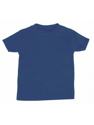 Short Sleeve Navy T-Shirt (avail. 3m - 8yrs)