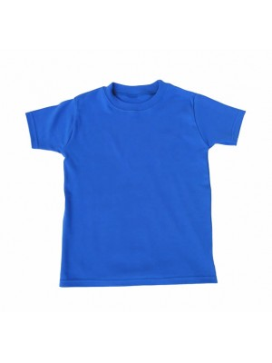 Short Sleeve Royal T-Shirt (avail. 3m - 8yrs)