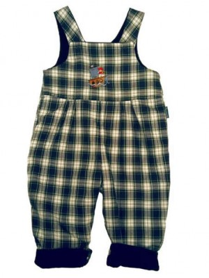 Kildare Reversible Dungarees (avail. 3m - 2yrs)