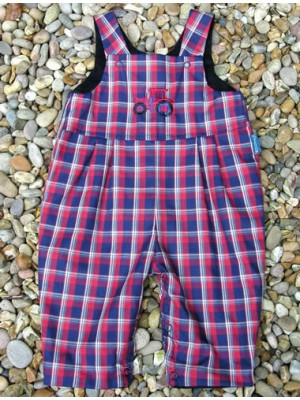 Alex Reversible Dungarees (avail. 0 - 3yrs)
