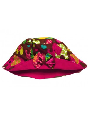 Nelly Bow Hat